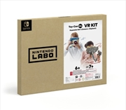 Nintendo LABO VR Kit Expansion Set 1 | Nintendo Switch