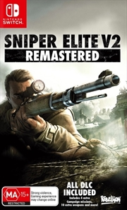 Sniper Elite V2 Remastered | Nintendo Switch