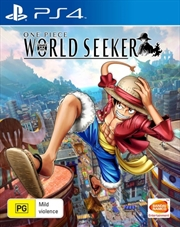 One Piece World Seeker | PlayStation 4