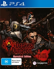 Darkest Dungeon Ancestral Edition | PlayStation 4