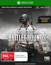 Playerunknowns Battlegrounds | XBox One