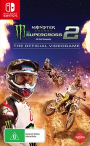 Monster Energy Supercross 2 | Nintendo Switch