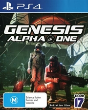 Genesis Alpha One | PlayStation 4