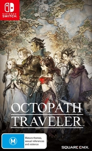 Octopath Traveler | Nintendo Switch