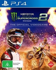Monster Energy Supercross 2 | PlayStation 4