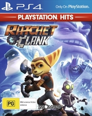 Ratchet And Clank: Ps Hits