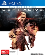 Left Alive | PlayStation 4