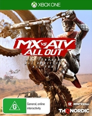 Mx Vs Atv All Out | XBox One