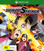 Naruto To Boruto Shinobi Striker | XBox One