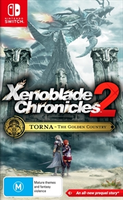Xenoblade Chronicles 2: Torna The Golden Country | Nintendo Switch