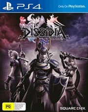 Dissidia Final Fantasy Nt | PlayStation 4