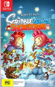 Scribblenauts Showdown | Nintendo Switch