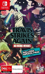 Travis Strikes Again No More Heroes | Nintendo Switch