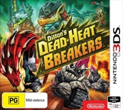 Dillons Dead Heat Breakers | Nintendo 3DS