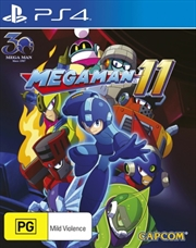 Mega Man 11 | PlayStation 4