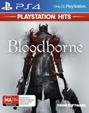 Bloodborne: Playstation Hits | PlayStation 4