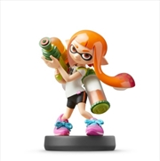 Nintendo Inkling amiibo (Super Smash Bros. Collection)