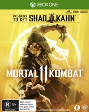 Mortal Kombat 11 | XBox One