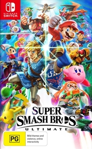 Super Smash Bros Ultimate | Nintendo Switch