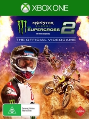 Monster Energy Supercross 2 | XBox One