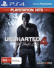 Uncharted 4: Ps Hits