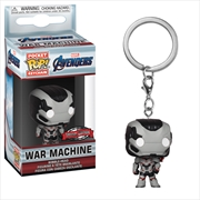 Avengers 4 - War Machine Pop! Keychain RS