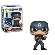 Avengers 4 - Captain America Pop! RS