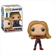 Avengers 4 - Captain Marvel Pop!