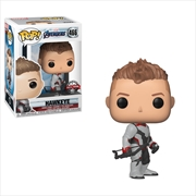 Avengers 4 - Hawkeye (Team Suit) Pop! RS | Pop Vinyl