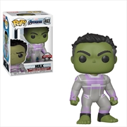Avengers 4 - Smart Hulk Pop! RS | Pop Vinyl