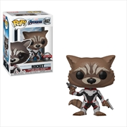 Avengers 4 - Rocket Team Suit Pop! RS | Pop Vinyl