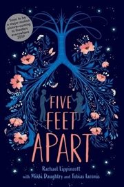 Five Feet Apart | Hardback Book