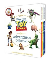 Toy Story : Adventures Collection | Hardback Book