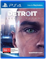 Detroit Become Human | PlayStation 4