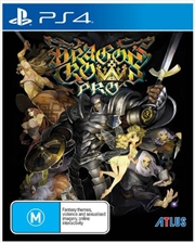 Dragons Crown Pro Battle Hardened Edition | PlayStation 4