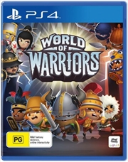 World Of Warriors | PlayStation 4