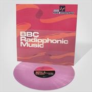 BBC Radiophonic Music - Pink Coloured Vinyl