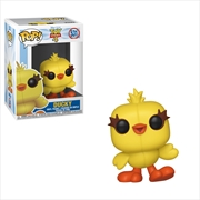 Toy Story 4 - Ducky Pop! | Pop Vinyl