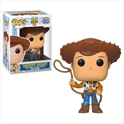 Toy Story 4 - Woody Pop! | Pop Vinyl