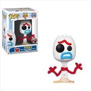 Toy Story 4 - Forky Sad Pop! RS   Pop Vinyl