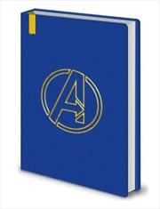 Avengers: Endgame - Avengers Logo