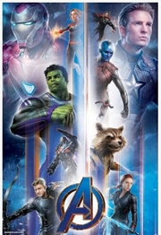 Avengers: Endgame - Characters