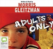 Adults Only | Audio Book