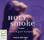 Holy Smoke   Audio Book