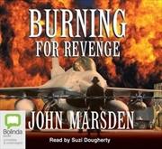 Burning For Revenge   Audio Book