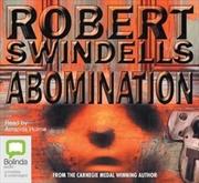 Abomination   Audio Book