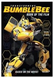 Transformers Bumblebee Book Of The Film | Paperback Book