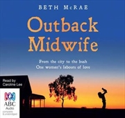 Outback Midwife | Audio Book