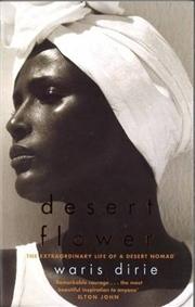 Desert Flower   Paperback Book