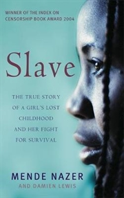 Slave   Paperback Book